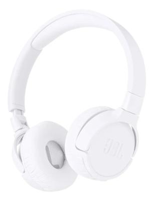 Audífonos Jbl T600 Bluetooth On-ear Noise-cancel Blanco