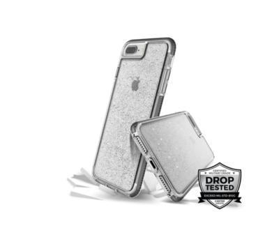 Estuche Para Iphone 7Plus/8Plus Prodigee Super Star - Plateado