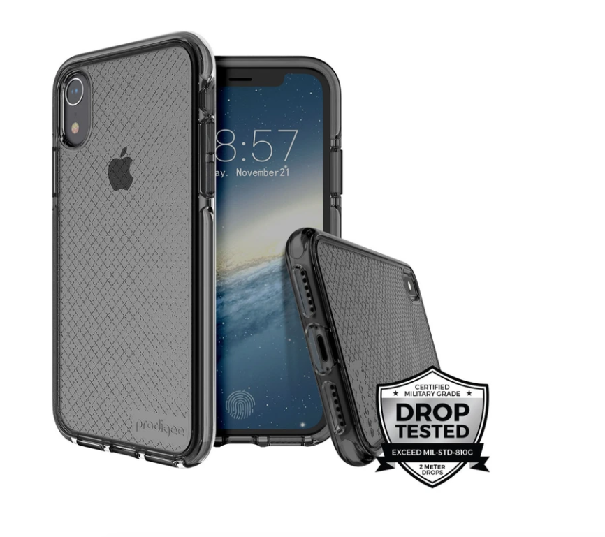 Safetee para iPhone XR Negro