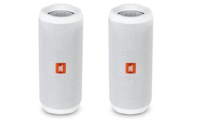 JBL Flip 4 - Bocina Bluetooth portátil a prueba de agua