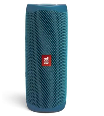 JBL FLIP 5 - Altavoz Bluetooth portátil impermeable Azul Oceano