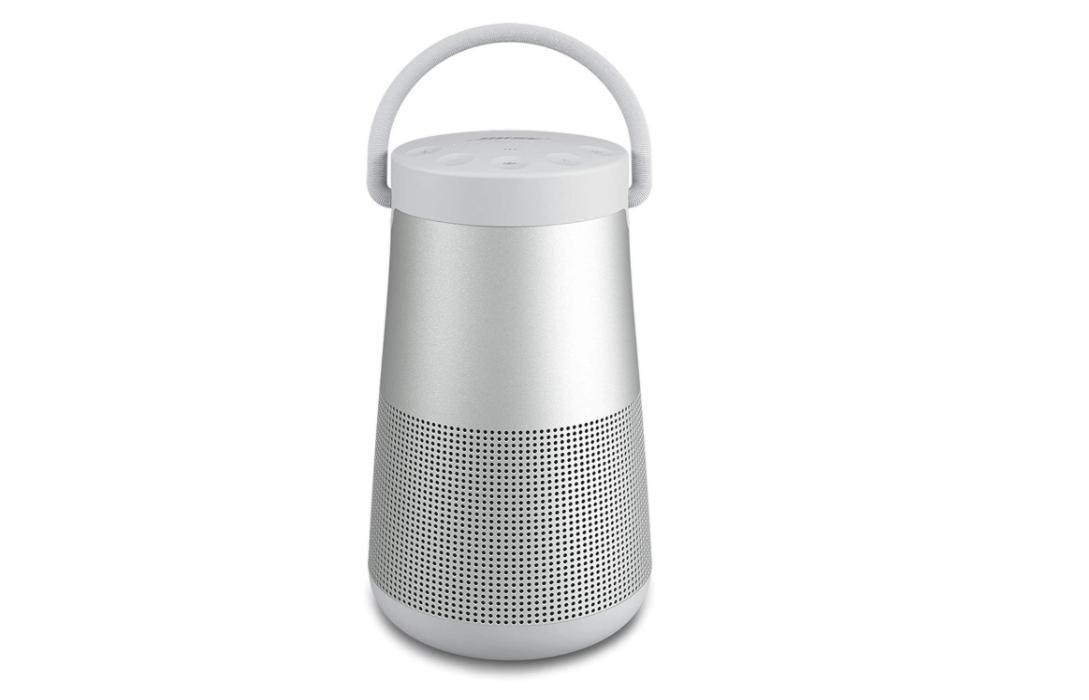Parlante Bose SoundLink Revolve, Color Plata