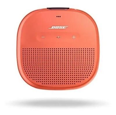 Parlante Portátil Bose Soundlink Micro Bluetooth Naranja