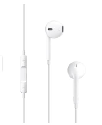 Audífonos EarPods con conector de 3.5 mm