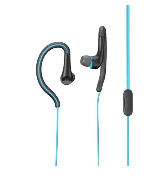 Auriculares Manos Libres Motorola Earbuds Sport In-ear Azul