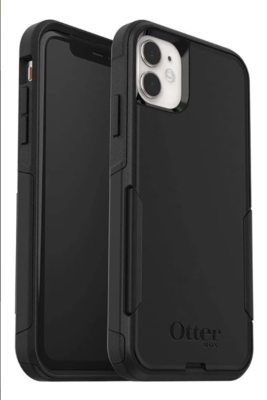 OtterBox Commuter iPhone 11, Color Negro