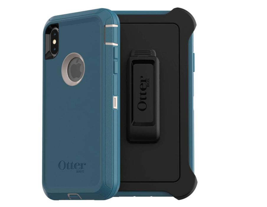 OtterBox Defender - Carcasa para iPhone Xs Max