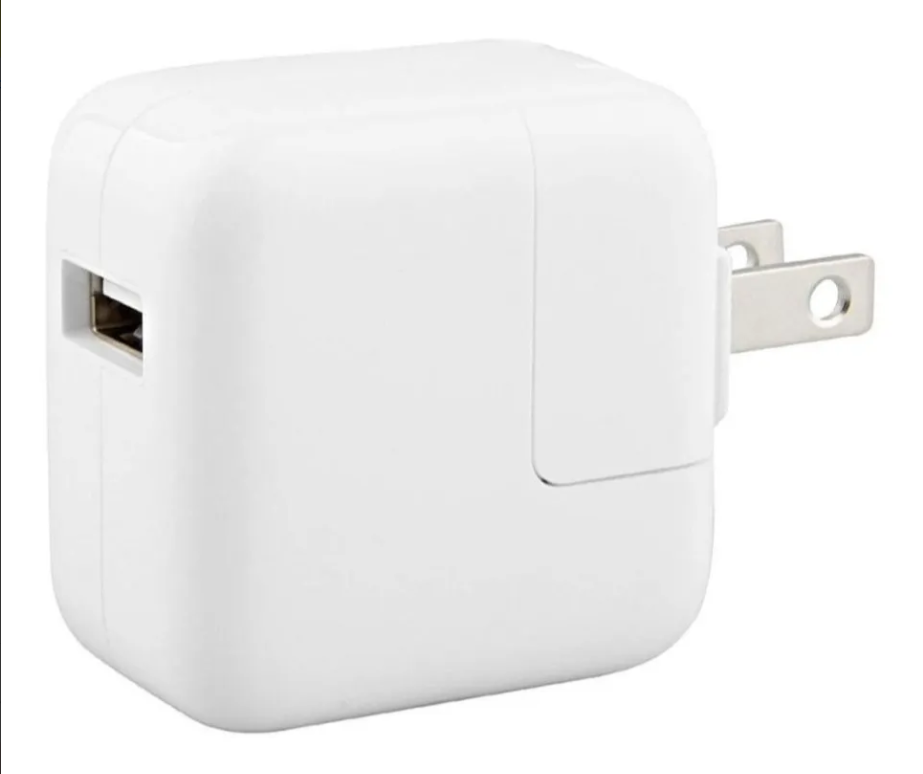 Cargador Apple iPad- 12w Original