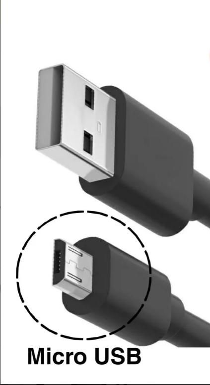 Cable De Datos Motorola Micro Usb