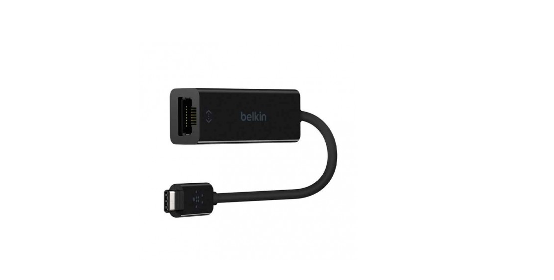 Adaptador BELKIN USB-C a Ethernet
