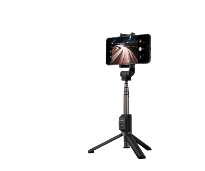 Tripod  Huawei Bluetooth Selfie Stick AF15, Color Negro