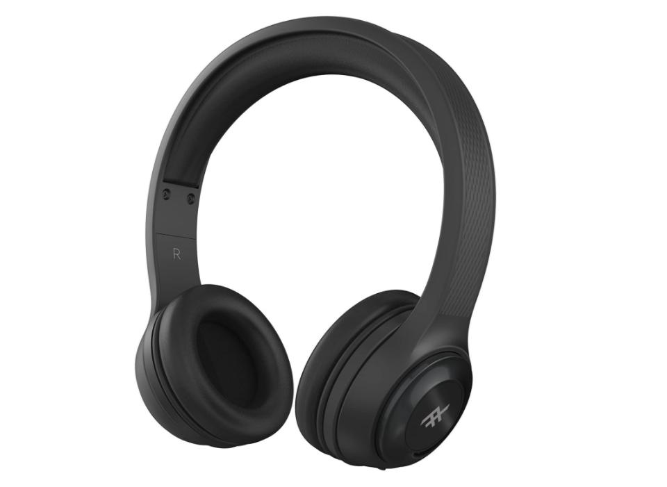 iFrogz Audio Toxix - Aurículares Inalámbricos, Color Negro