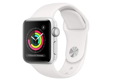 Apple Watch Series 3 con GPS