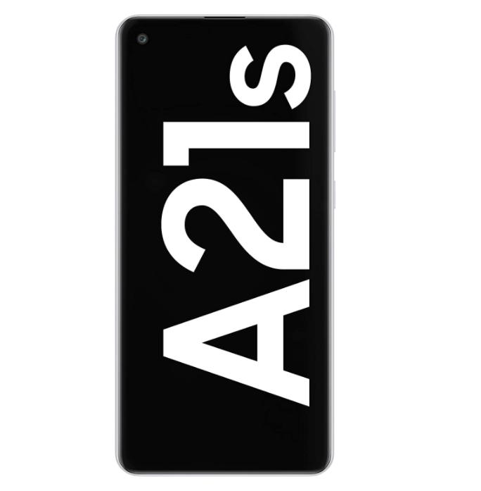 Samsung Galaxy A21S - 64 GB, Color Blanco