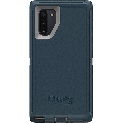 OtterBox Defender Series para Galaxy Note10, Color Azul