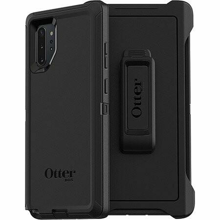 Funda para Galaxy Note10+ Defender Series, Color Negro