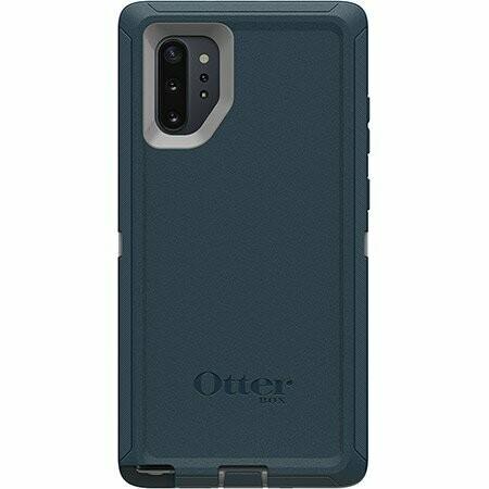 Case Otter Box Galaxy Note10+ Defender Series, Color Azul