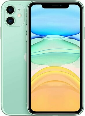 iPhone 11, Capacidad 128 GB, Color Verde