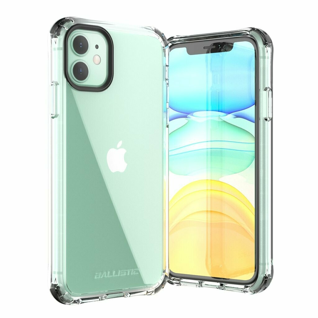 Case Ballistic Serie Jewel para iPhone 11, Color Clear