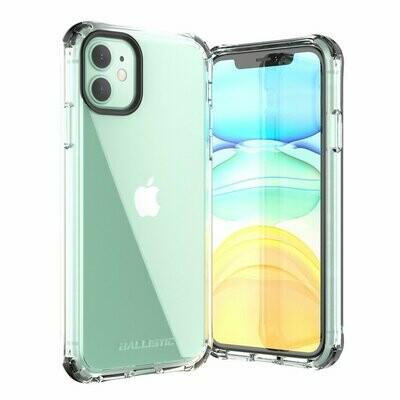 Case Ballistic Serie Jewel para iPhone 11, Color Clear
