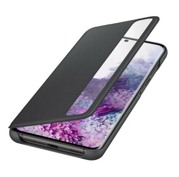 Smart Clear View Cover Galaxy S20