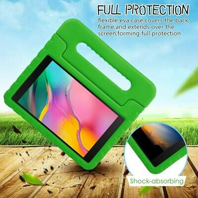 Funda LEADSTAR  para Samsung Galaxy Tab A 8.0 2019, Color Verde