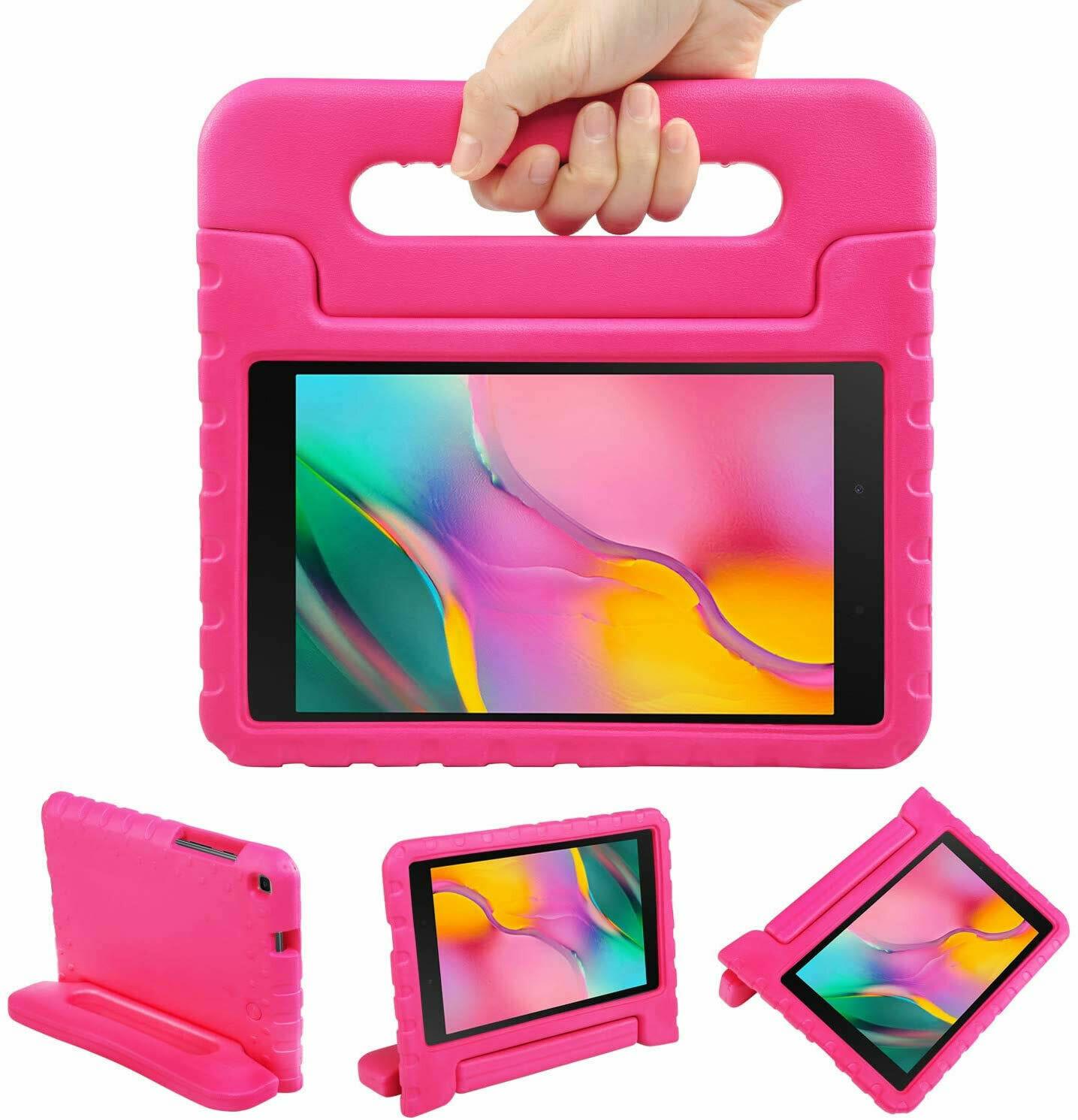 Funda LEADSTAR para Samsung Galaxy Tab A 8.0 2019, Color Rosa