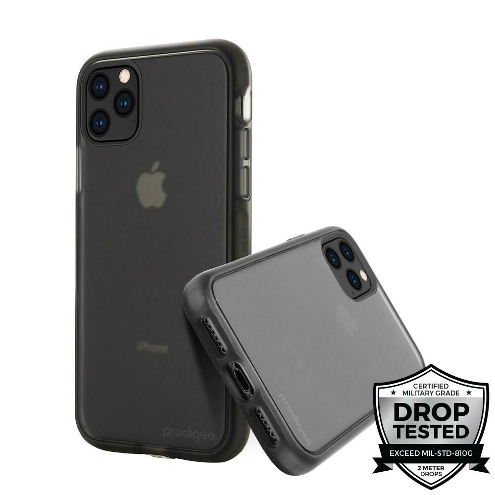 Prodigee Safetee Smooth iPhone 11 Pro Max - Color Smoke
