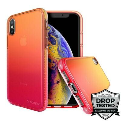 Prodigee Safetee Flow iPhone Xs - Color Passion