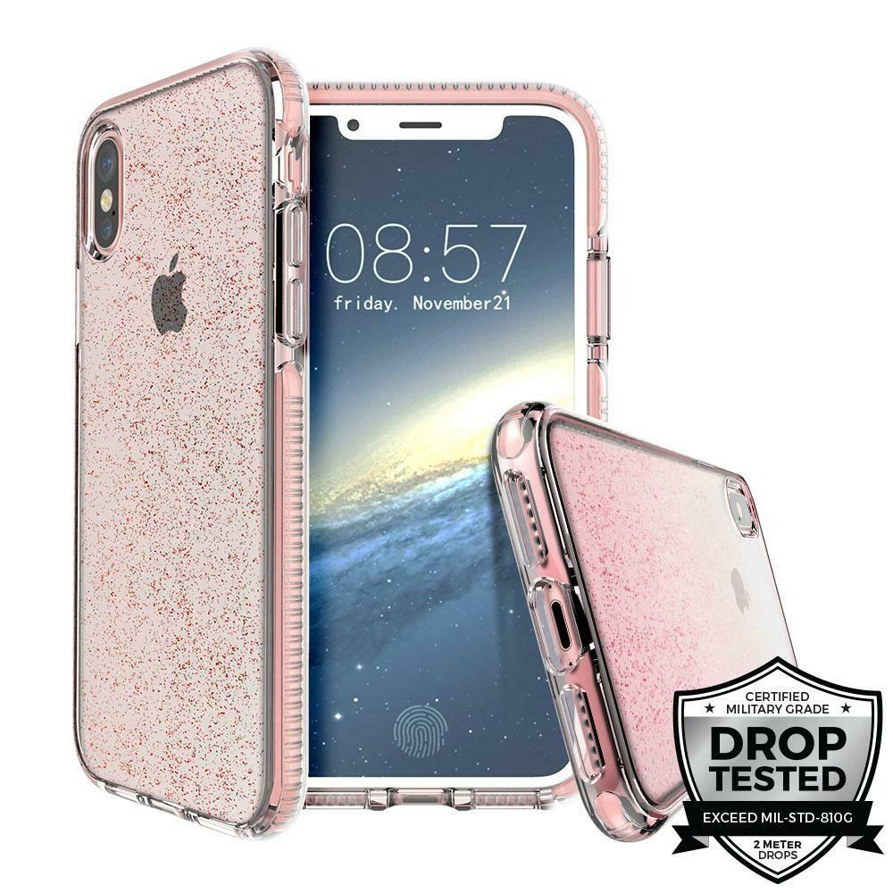Prodigee Super Star for iPhone Xs/X - Color Rose