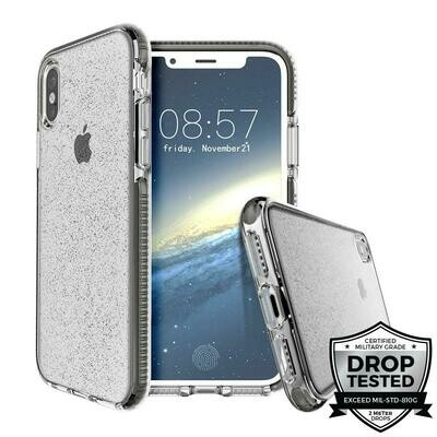 Prodigee Super Star for iPhone Xs/X - Color Silver