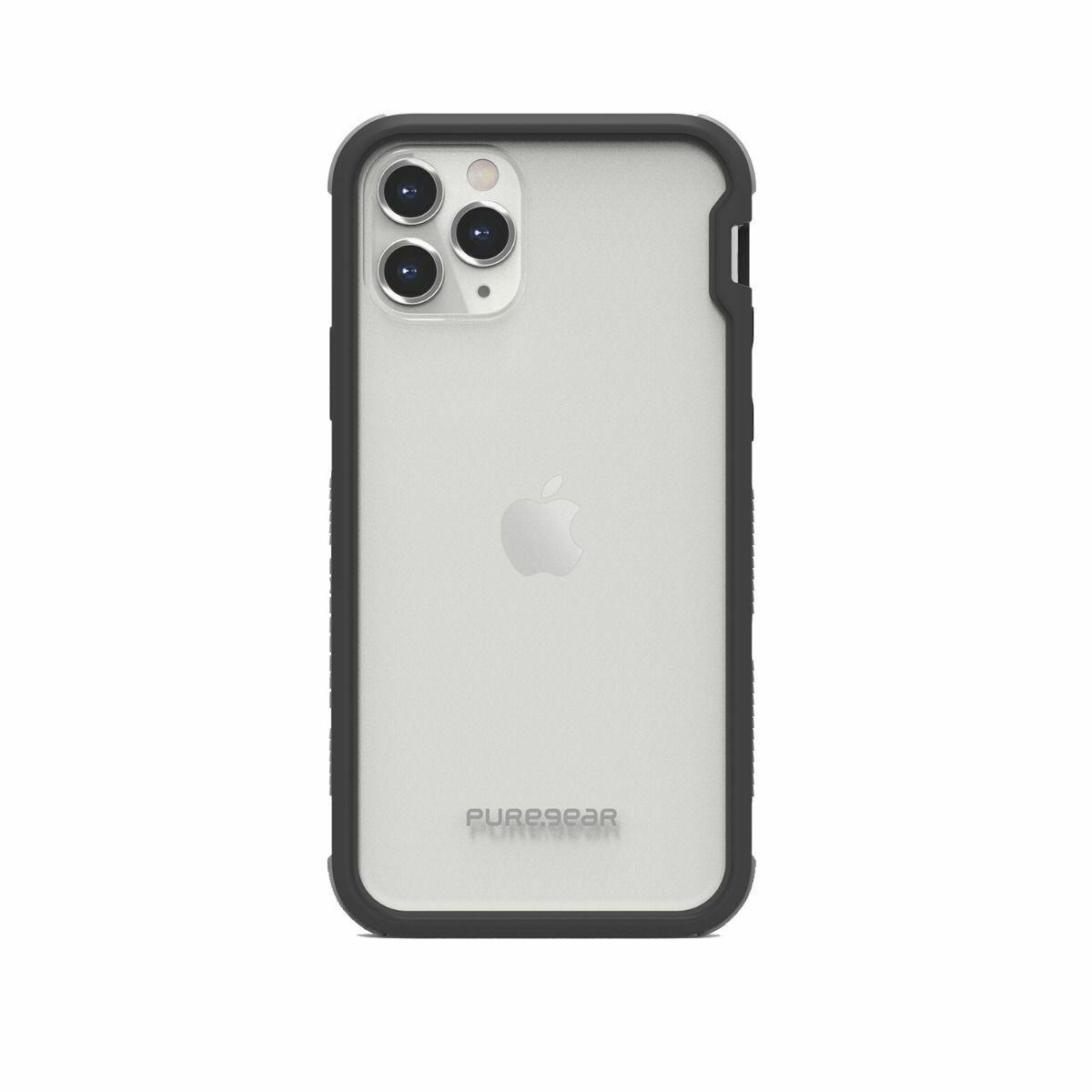 Puregear Apple iPhone 11 Pro DualTek Clear - Transparente / Negro