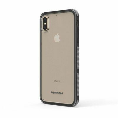 Puregear DualTek para Apple iPhone Xs Max - Transparente / Negro