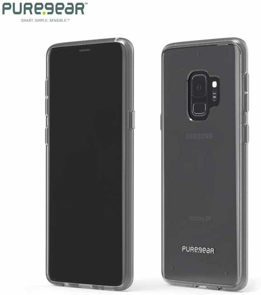 Case Puregear Slim Shell Samsung Galaxy S9 , Color Clear