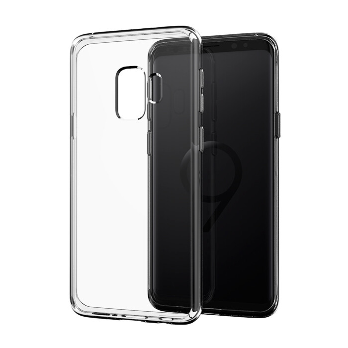 Cases ArtsCase Impact Hybrid Samsumg Galaxy S9, Color: Clear