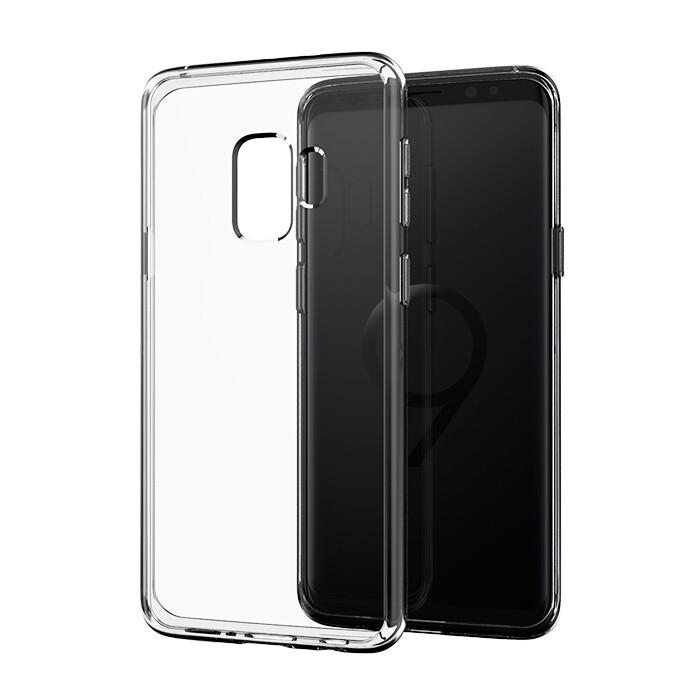 Case ArtsCase Impact Hybrid Samsumg Galaxy S9, Color: Clear