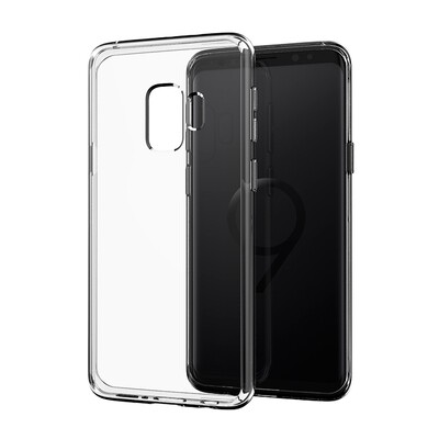 Cases ArtsCase Impact Hybrid Samsumg Galaxy S9, Color: Clear
