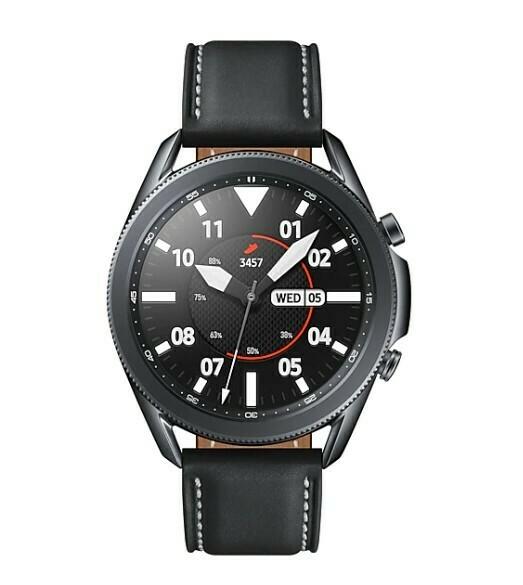 Galaxy Watch 3 Bluetooth (45mm) , Color Mystic Black