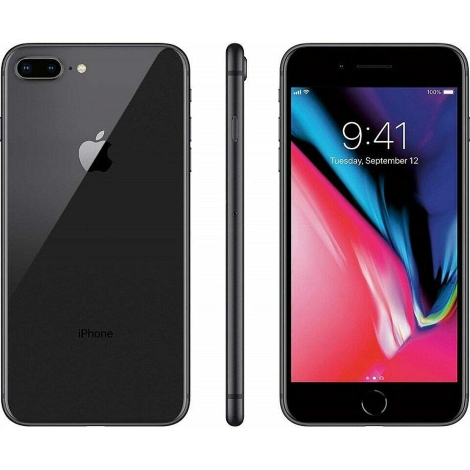 iPhone 8 Plus 128 GB, Color Space Gray