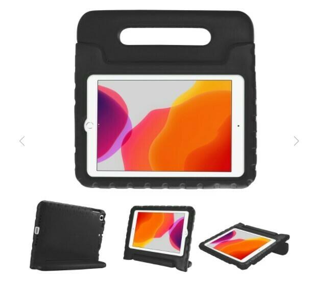 Protector ProCase de tercera generación para niños, iPad 10.2, Color Negro