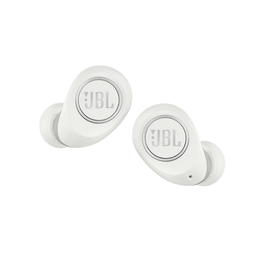 Audífonos Bluetooth JBL Free X, Color Blanco