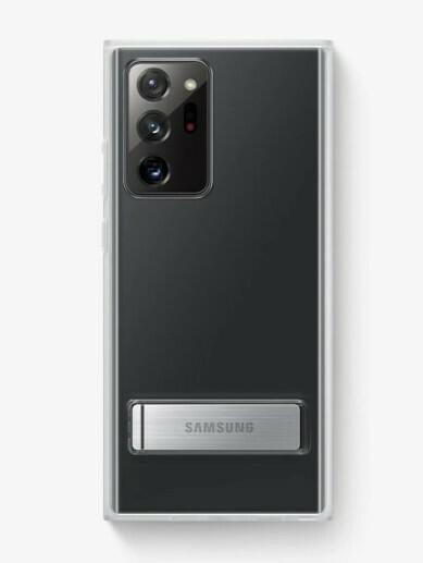 Carcasa Galaxy Note20 Ultra, Transparente
