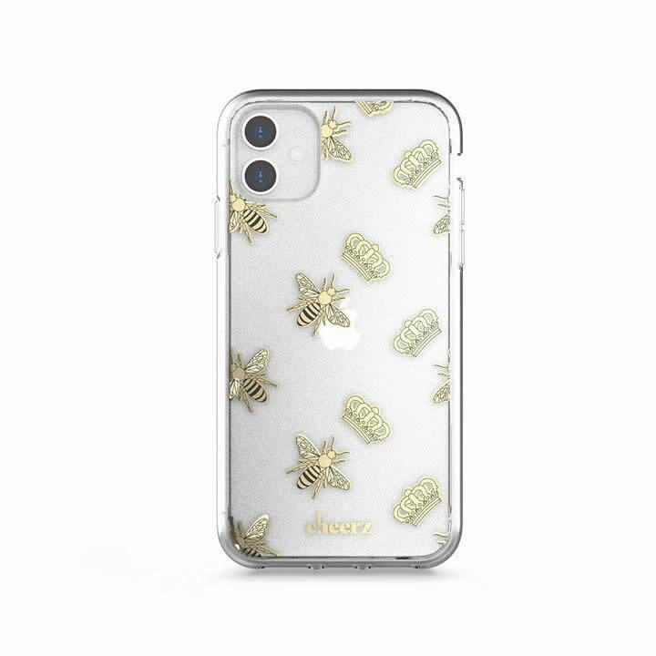 Cases Cheerz con estampado para iPhone 11 - Queen Bee