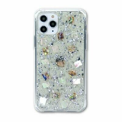 Cases Wild Flag para iPhone 11 Pro Max, Madre Perla