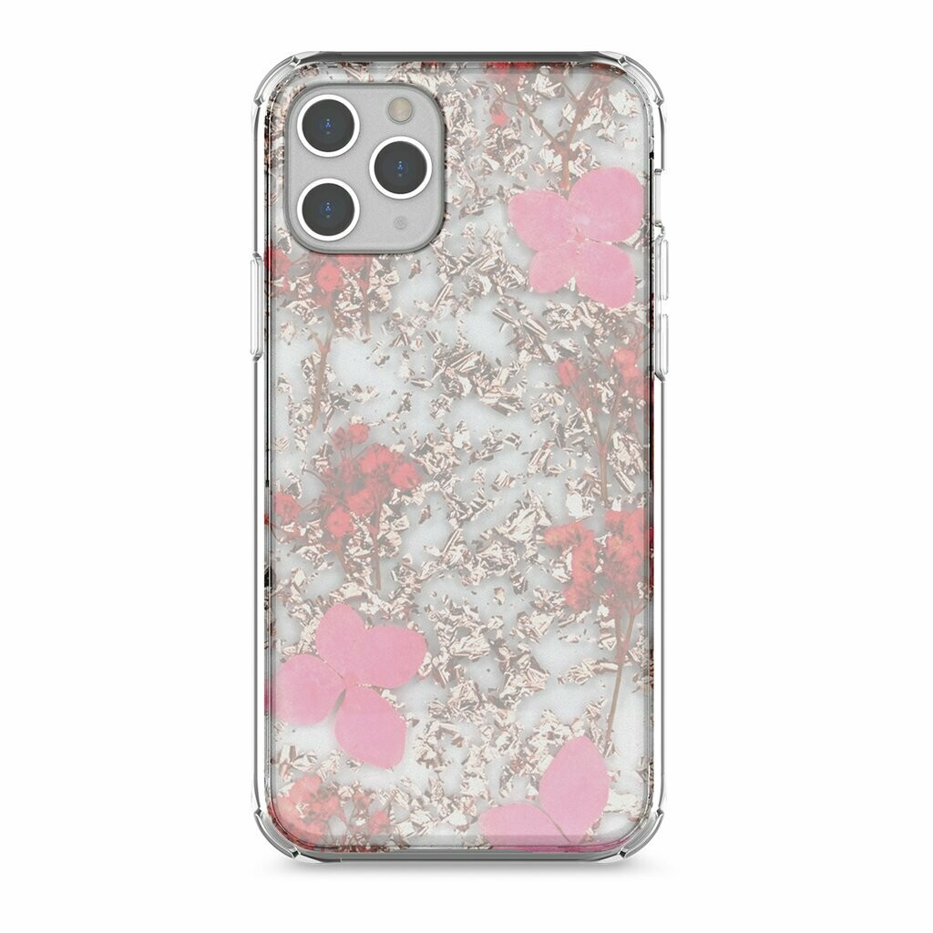 Cases Wild Flag para iPhone 11 Pro Max, Flores de Sakura