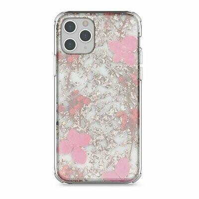 Case Wild Flag para iPhone 11 Pro Max, Flores de Sakura