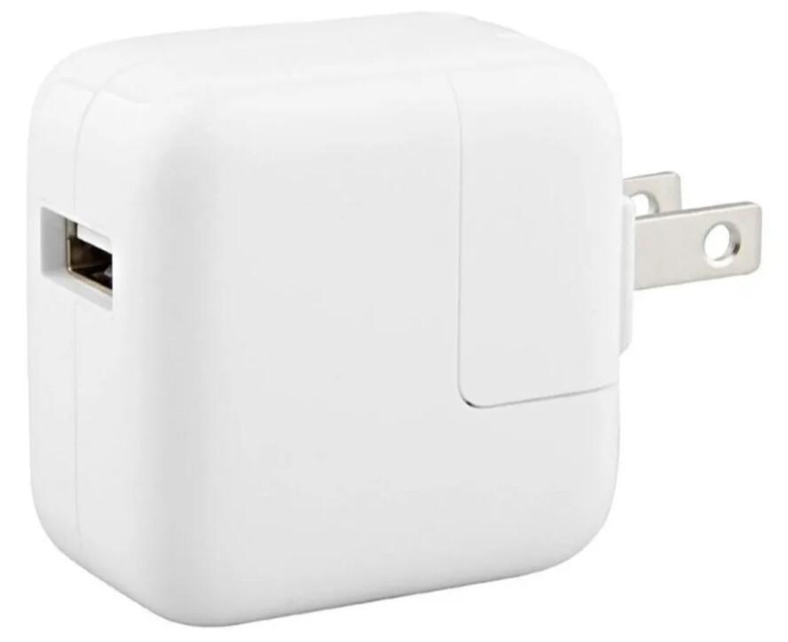 Adaptador de corriente para Apple iPad