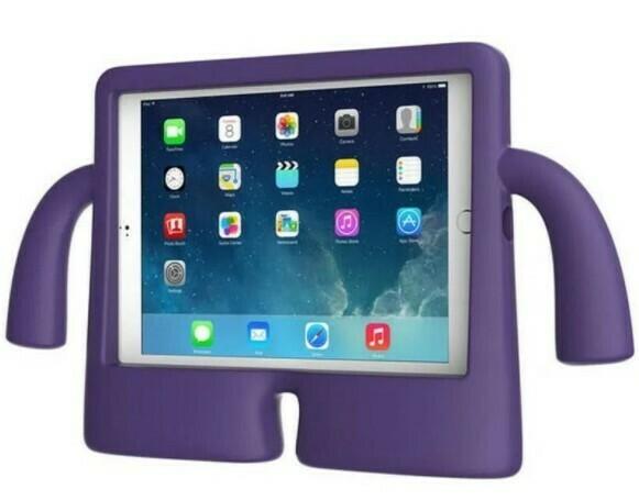 Estuche Antigolpes Ibuy iPad 2/3/4 , Color Morado