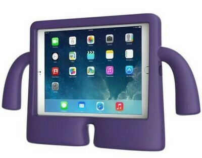 Estuche Antigolpes Ibuy iPad 2/3/4 , Color Morado