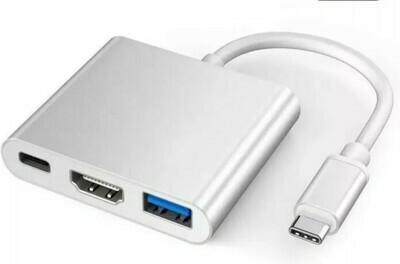 Convertidor Universal Tipo C a HDMI
